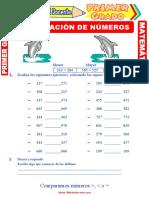 Comparación-de-Números-de-3-Cifras-para-Primer-Grado-de-Primaria
