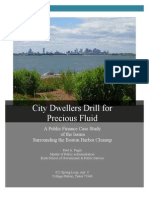 City Dwellers Drill for Precious Fluids