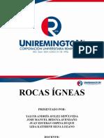 EXPOSICIÓN ROCAS ÍGNEAS (1)