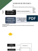 CONCEPTOS BÁSICOS DE DINÁMICA ESTRUTURAL INGENIERIA CIVIL