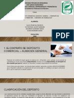 Derecho Empresarial Exposicion Final