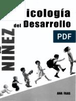 Psicología Del Desarrollo Dé La Niñez - Ana Faas