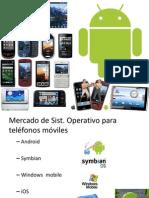 Caracteristicas principales de Android
