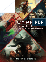 Cypher System Rulebook - PT-BR