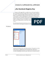 UserAssist Registry Key 9-8-08