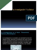Desarrollo de la Investigacion y la Salud