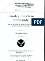 Sunday Punch in Normandy