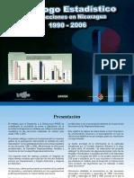 Elecciones de Nicaragua 1990-2006