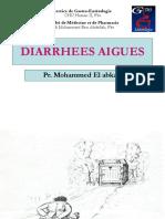 [1] DIARRHEES AIGUES -
