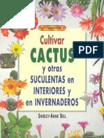 Cultivar cactus y otras suculentas en interiores e invernaderos