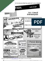 Semanario El Fiscal N 5