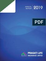 Pragatilif Annual Report 2019