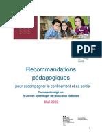 Recommandations p Dagogiques Csen 67221
