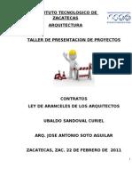 LEY ARANCELES Y CONTRATOS TRABAJO 6