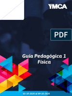GUIA 1 FISICA 3ER AÑO