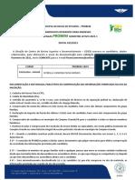 Edital 025 2021 Pre Classificacao PROBEM 2021