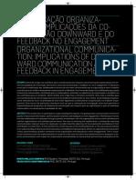 Comunicação OrganizacionalR.T28