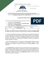 Liste de Proposition Des Sujets de Mini Projet LGI 18 PROCED ELAB FAB
