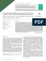 International Journal of Biological Macromolecules 164