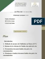Indice Des Prix IPC