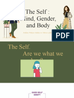 The Self; Mind, Gender and Body