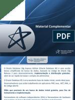 Material Complementar - banco de dados