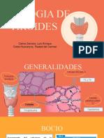 Patologia de Tiroides Final