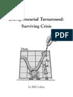 Bill Corbin - Entrepreneurial Turnaround - Surviving Crisis