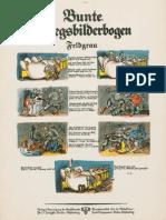 Bunte Kriegsbilderbogen1915