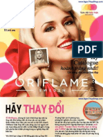 Catalogue My Pham Oriflame Thang 3-2011