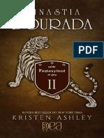 2- Dinastia Dourada - Kristen Ashley
