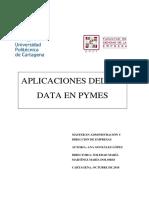 Aplicaciones Big Data Pymes