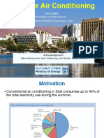 Hezi Gildor Sea Water Air Conditioning