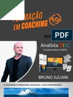 Formação em Coaching EAD 5.0 - Aula 04 de 12