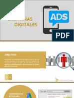 Propuesta Campañas Digitales- One Virtual Center