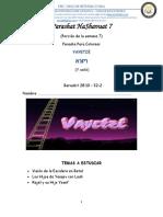 7.PARASHA 7 VAYETZ-Colorear