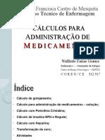 (1) Aula Cálculos de Medicação EEEP RERIUTABA