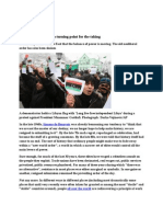 22-02-11 Arab uprisings mark a turning point for the taking