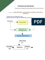 Control de procesos ejemplo basico de algoritmo usando matlab