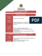 Agenda 20 a 22-2-2021