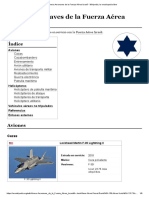 Anexo_Aeronaves de la Fuerza Aérea Israelí - Wikipedia, la enciclopedia libre