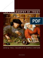 The Philosophy of Trust ( PDFDrive )