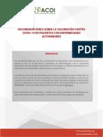 Recomendaciones Sobre La Vacunación Contra Covid-19 v3