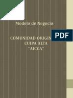 Modelo de Negocio Aicca -24!11!18