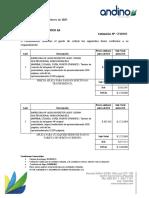 INVERSIONES DEL PACIFICO