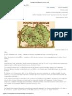 Cronologia mișcării legionare (1) _ flamura verde 1919-1932