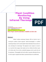 Plant Condition Monitoring
