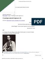 Cronologia mișcării legionare (3) _ flamura verde 1937-1938