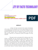 Power Quality by Facts Technology
