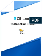 linux cscart_installation